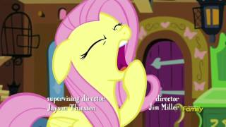 Fluttershy trying to 'get rid of' Twilight Sparkle (full scene)