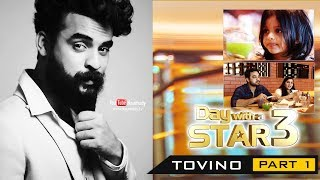 A Day with Actor Tovino Thomas | Day with a Star | Part 01 | Kaumudy TV