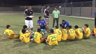 ملخص مباراة المالكية VS الرفاع الشرقي - الدوري البحريني للأشبال 3/11/2015