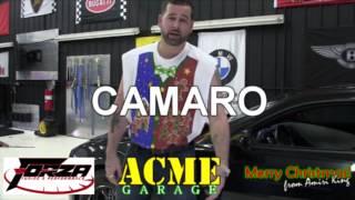 Chevy Camaro Parody