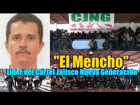 """""""El Mencho"""" Líder del Cártel Jalisco Nueva Generación"""