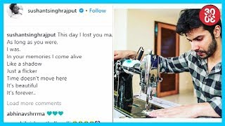 Sushant's Heartfelt Post For His Late Mother | Varun Takes Sewing Lessons For 'Sui Dhaaga'