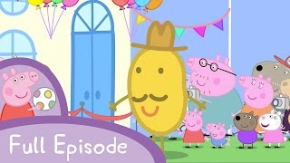 Peppa Pig - Mr. Potato Comes to Town (full episode)