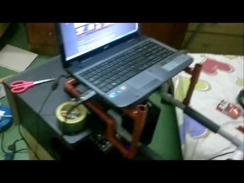 Xxx Mp4 DIY Twin Level Laptop Rack 30 Jan 2014 HD 3gp Sex