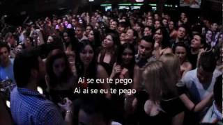 Michel Teló - Ai Se Eu Tu Pego  (Assim você me mata) Official video with lyrics HD