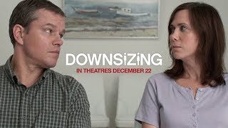 "Downsizing (2017) - ""Yes Or No"" Clip - Paramount Pictures"