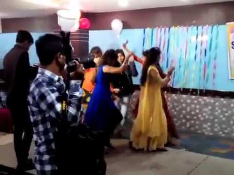 Indian medical girls students sexy dance