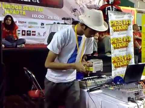 DJ GameBoy