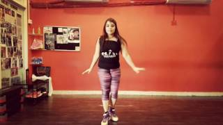 Zumba(R) choreography(Bollywood) on song Cham Cham (Baaghi)