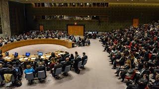 مشروع قرار أمام مجلس الأمن يقضي بإبطال الاعتراف الأمريكي بالقدس عاصمة لإسرائيل