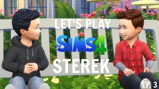 LET'S PLAY THE SIMS 4: Sterek (Ep. 3: Haleinski Time)