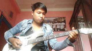 (Mantra) sanskriti guitar cover by raw vee