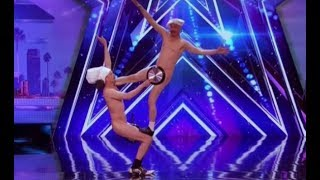 Men With Pans: This is The MOST AWKWARD Audition Ever!! America's Got Talent 2017