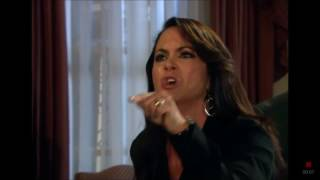 Mañana es para siempre / Fernanda le grita sus verdades a Barbara