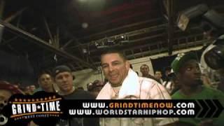 Grind Time Presents: Jonny Storm vs The Saurus Pt. 1