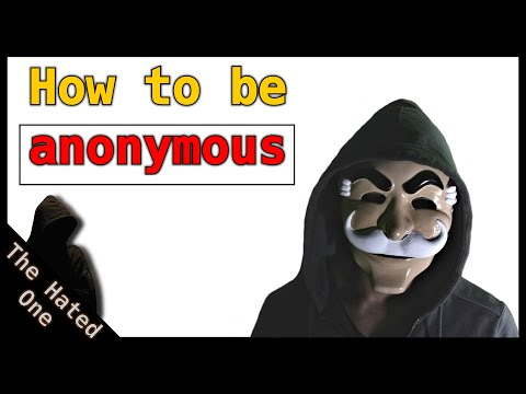 How to be anonymous on the web Tor Dark net Whonix Tails Linux