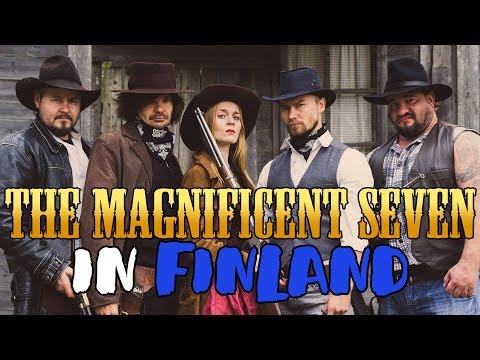 The Magnificent Seven in Finland BIISONIMAFIA