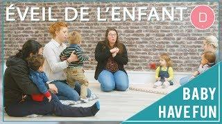 Eveil de l'enfant – Atelier Baby English