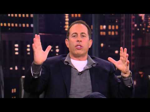 Jerry Seinfeld doing Louis C.K. joke on Talking Funny