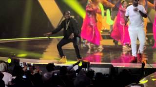 #MTVMAMA2015 - Davido  performs The Sound with Uhuru