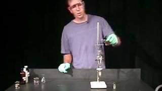 Organic Chemistry Lab Demo: Extractions (part 2)