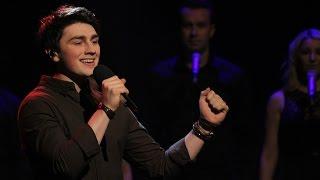 Ireland's 2017 Eurovision entry - Brendan Murray -