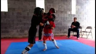 Kick Boxing Niños Monterrey K1
