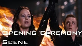 The Hunger Games - Opening Ceremony in HD