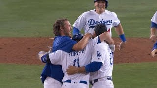 5/23/17: Forsythe's walk-off leads Dodgers to 2-1 win