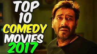 Top 10 Comedy Movies 2017 | hindi best comedy movies list 2017 | media hits