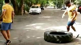 Tamil talaivas work out