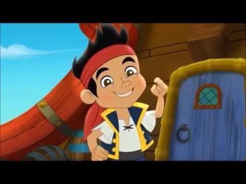 Jake Y Los Piratas De Nunca Jámas Intro Español Latino