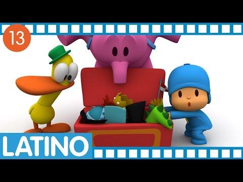 Pocoyó en español para América Latina Temporada 01 Ep.49 52