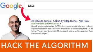 How to Rank #1 on Google for the World's Most Competitive Keywords   Ranking First Page for