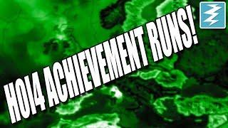 DAY 4 Livestream Week! - Hearts of Iron 4 Achievements