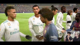 FIFA18 WORLD XI 世界選抜で対決してみた!!!