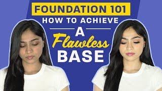 Foundation 101: How To Achieve A Flawless Base For Indian Skin   Pinkvilla   Beauty