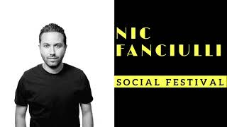 Nic Fanciulli - Live @The Social Festival, Kent County Showground (29.09.2017)