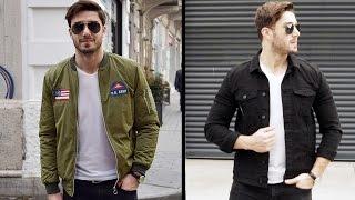 Erkek Kış / İlkbahar Kombinleri | Erkek Giyim Önerileri - Lookbook