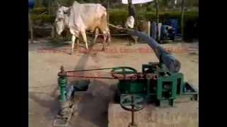 Animal Driven Tubewell(ox driven tubewell)