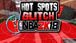 NEW NBA 2K18 INSTANT HOT SPOT GLITCH | AFTER PATCH 3 | 100% WORKING METHOD!!!