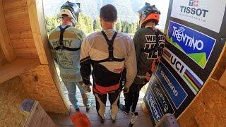 2016 UCI Mountain bike World Championships - Val di Sole Trentino (ITA) / DHI Course preview