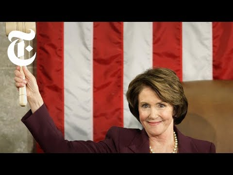 How Nancy Pelosi Became the Most Powerful Woman in U.S. Politics NYT News