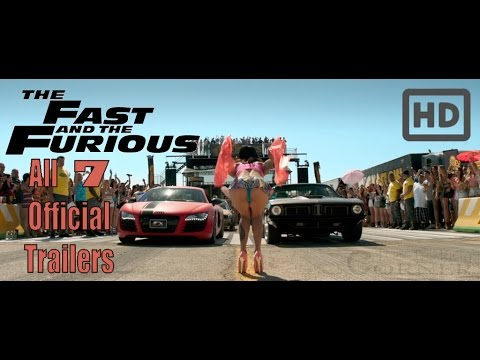 Xxx Mp4 Fast Furious All Official Trailers HD 1 2 3 4 5 6 7 3gp Sex
