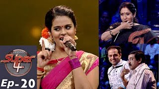 Super 4 I Ep 20 - Contestants set the floor on fire! I Mazhavil Manorama