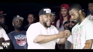 Charlie Clips Vs Tay Roc 6 Rounds Full Battle HD