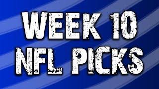 Week 10 NFL Picks Against the Spread