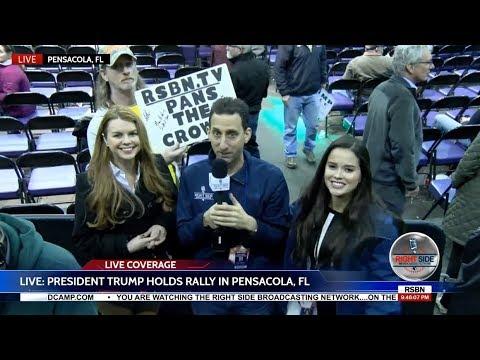 🔴 WATCH President Donald Trump MASSIVE Rally in Pensacola FL 12 8 17