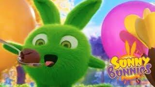 Cartoons for Children | Sunny Bunnies THE CAKE | Funny Cartoons For Children