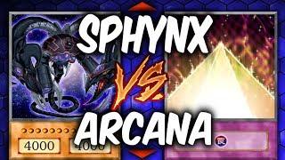 Yugioh! ARCANA vs PYRAMID OF LIGHT (Yugioh Fun Decks)